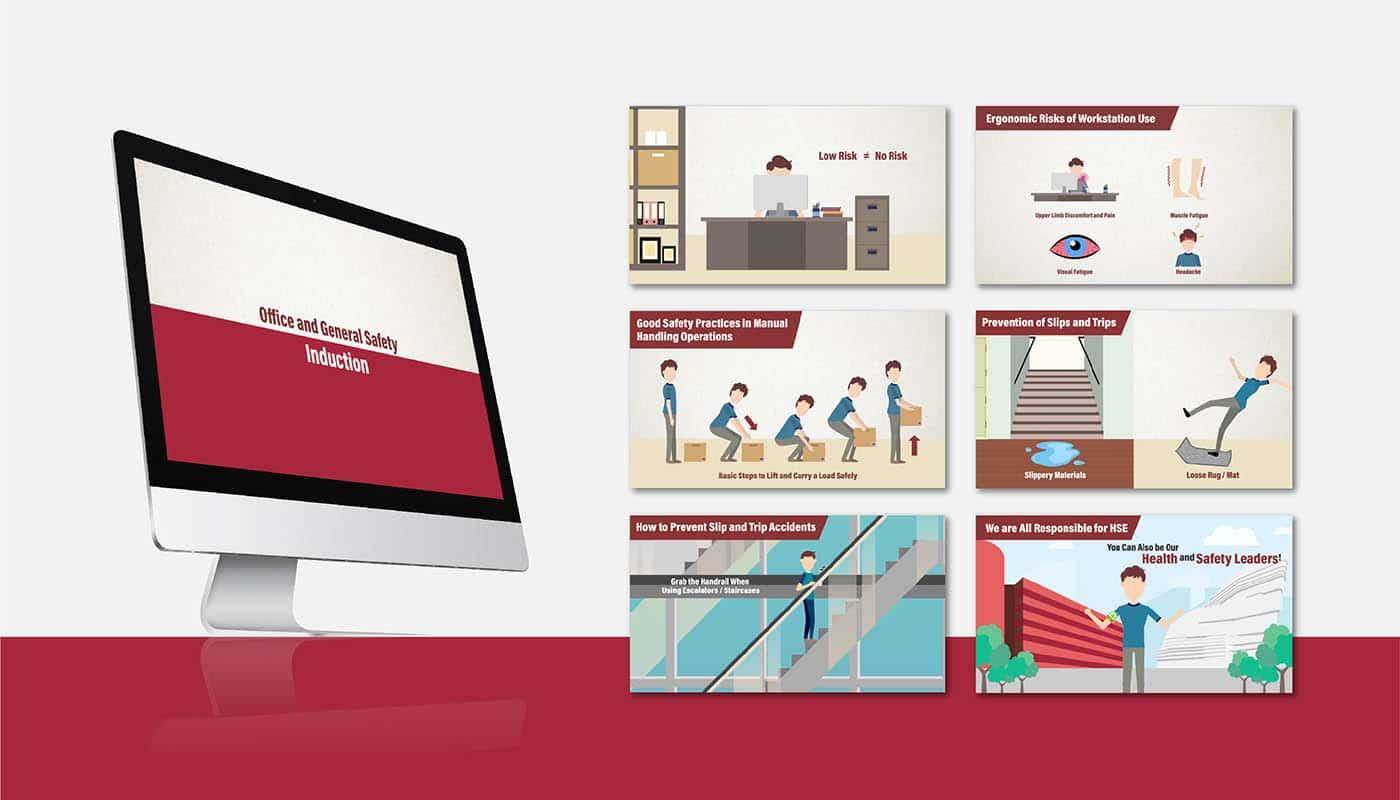 香港理工大學|校園安全動畫系列